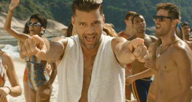 بالفيديو: Ricky Martin يُطلق أغنية Vida، لبطولة كأس العالم