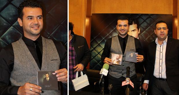 """بالصور: سامو زين عاد إلى لبنان بقوّة وأطلق ألبوم """"زي أي إتنين"""" وسط أهل الصحافة والإعلام في بيروت"""