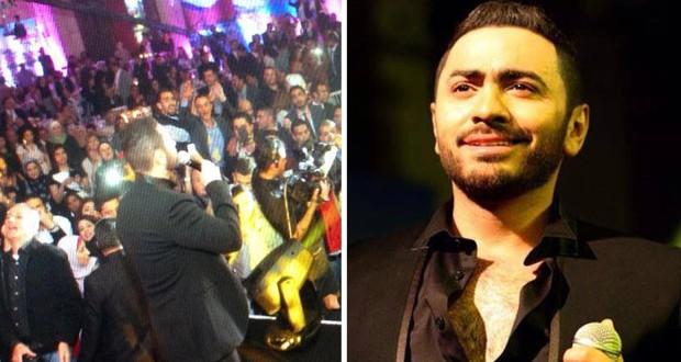 """بالصور: تامر حسني أشعل الأردن بأجمل الحفلات ويعود الى مصر لتصوير """"فرق توقيت"""""""