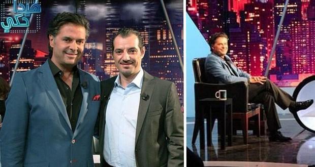 """بالصور: راغب علامة أسر الجمهور أشعل الحضور و""""هيدا حكي"""" مع عادل كرم"""