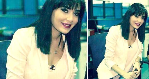 بالفيديو: سيرين عبد النور ترفع الصوت في وجه العنف ضدّ المرأة من غرفة الأخبار