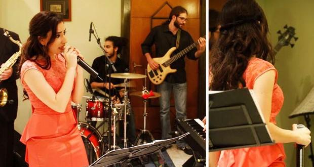 بالصور: غراسيا ماريا تحيي الحفل السنوي للجمعية اللبنانية للأمراض الصدرية