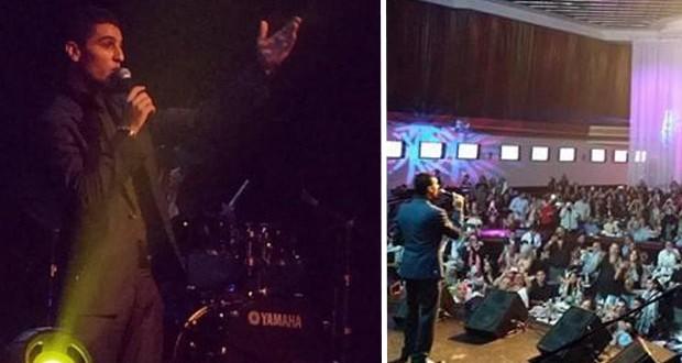 بالصور: محمد عساف وسط الجماهير والجاليات العربية في أقوى حفلات ميامي