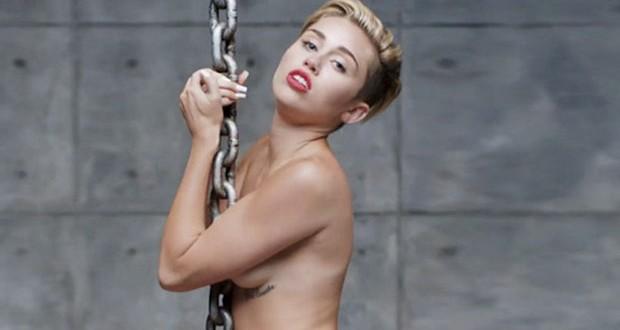 Miley Cyrus في حالة قلق بعد تهديد معجبها بملاحقتها