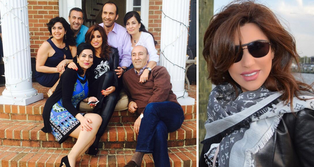 بالصور: نجوى كرم إلتقت بالأصدقاء في أجواء عائلية في واشنطن