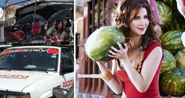 """نانسي عجرم تحتلّ الشوارع العربية و""""ملكة البطيخ"""" تجتاح القواعد الجماهيرية في كل مكان"""