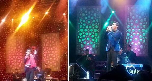 بالصور: محمد عساف ألهب الأجواء، قدّم أغنية مغربية وأشعل المغرب في إفتتاح مهرجان موازين