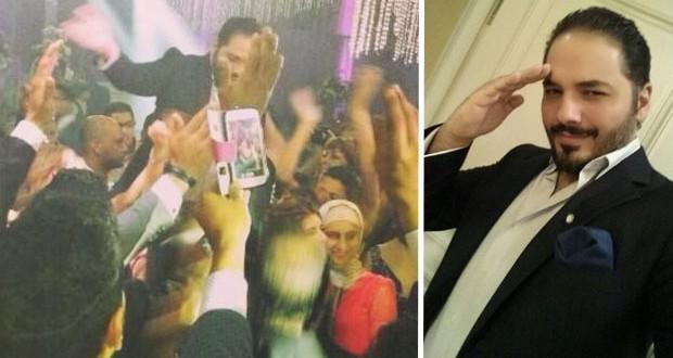 بالصور: رامي عياش أحيا أجمل الأفراح في مصر وأشعل الأجواء بأغنياته