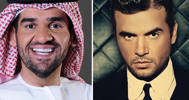 """سامو زين يشيد بـ حسين الجسمي وأغنيته الجديدة """"بشرة خير"""""""
