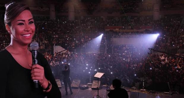 بالصور: شيرين عبد الوهاب ألهبت القاهرة بعد غياب في واحدة من أضخم الحفلات