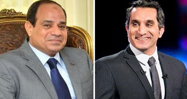 """باسم يوسف يعود في """"البرنامج"""" بأوامر من السيسي"""