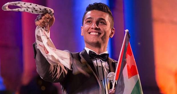 """بالصوت: محمد عساف أطلق مفاجأة لجمهور الأردن النشامى و""""يابو حسين"""" تغزو المواقع"""