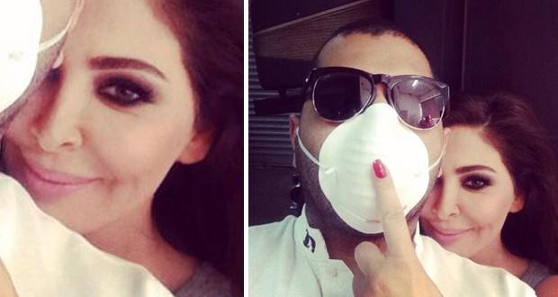 متابعة: إليسا في كواليس تصوير غلاف ألبومها جميلة ونقاء ملامح وجهها يعكس طبعها