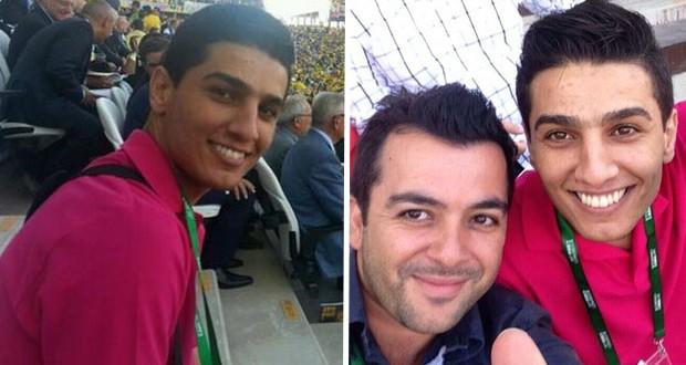 بالصور: محمد عساف سرق الأنظار في ملعب كورينثيانز أرينا البرازيل وأشعل مواقع التواصل