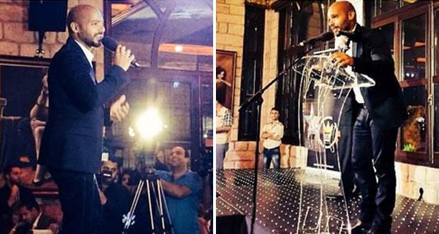 """بالصور: جوزيف عطية يحقق نجاح جديد، ينتصر بـ """"ويلك"""" وأفضل أغنية لعام 2013"""