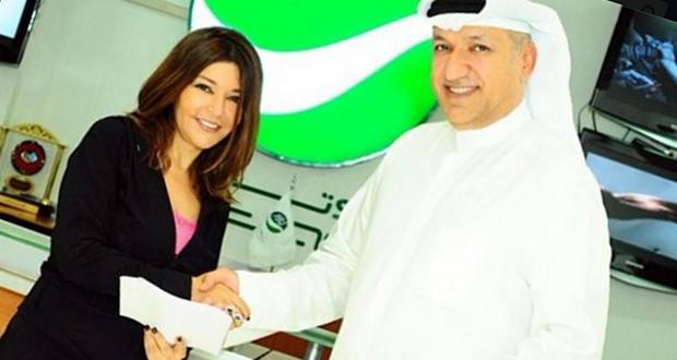 رسمياً بالصورة: روتانا فازت بالديفا سميرة سعيد بعد مفاوضات طويلة