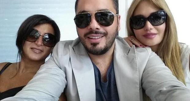 بالصورة: رامي عياش وSelfie مميّزة من مطار بيروت الى…؟