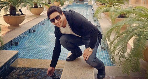 أحمد جمال في دبي ويحيي عيد الفطر في مسقط رأسه طنطا