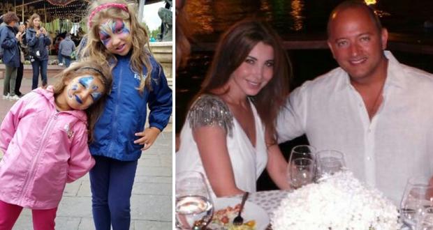 بالصور: نانسي عجرم تمضي أجمل الأوقات في عطلة مع عائلتها وتقول: معاً للأبد