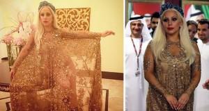 بالصور: Lady Gaga وصلت دبي وحلمها تحقّق لأوّل مرّة في الشرق الأوسط