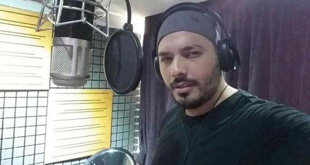 بالصورة: رامي عياش في الإستوديو ويضع اللمسات الأخيرة على أغنية جديدة