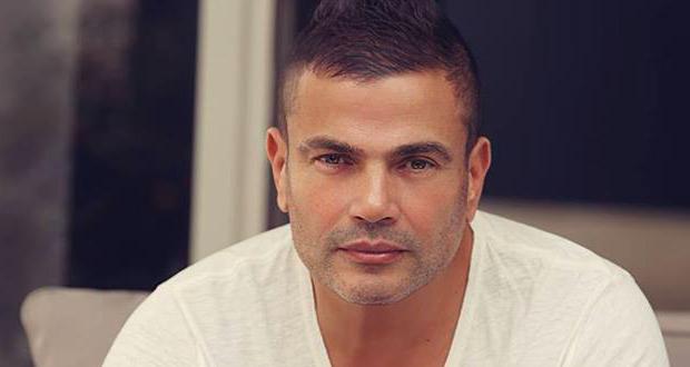 عمرو دياب يضع لمساته على الألبوم وهذا موعد الطرح