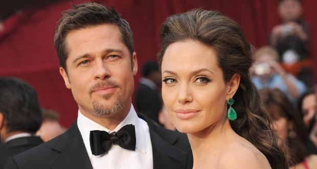 براد بيت وانجلينا جولي يظهران معًا…. ما القصة؟ – بالصورة