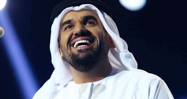 حسين الجسمي يحتفل بيوم العلم الإماراتي