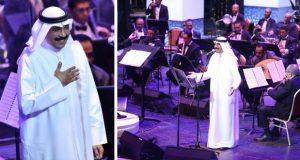 عبدالله الرويشد يبدع في خامس ليالي مهرجان الموسيقى العربية