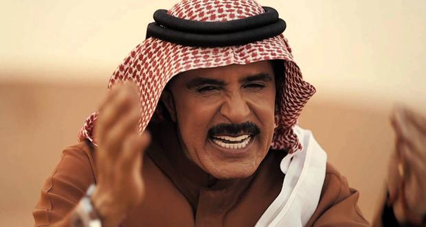 عبد الله بالخير يعود للعباءة التقليدية بعد إطلالته الغريبة في لندن