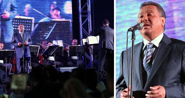 محمد عبده يطرب ليل القاهرة في عيد الأضحى – بالصور