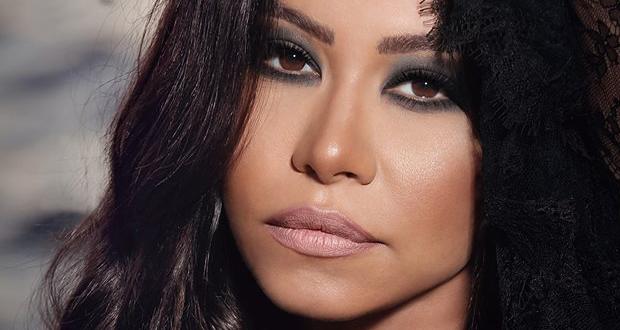 شيرين عبد الوهاب تصوّر غلاف ألبومها الجديد