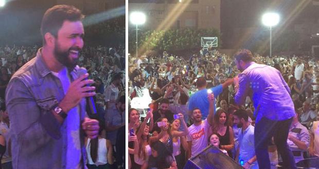 الصيف مستمر مع نادر الأتات بحضور الآلاف في مغدوشة – بالصور