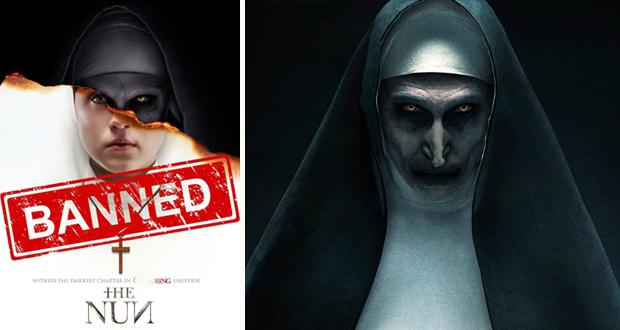 منع عرض فيلم The Nun في لبنان