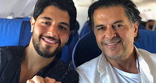 رسالة مؤثرة من خالد راغب علامة إلى والده – بالصورة