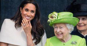 الملكة اليزابيث تفرض قواعد جديدة على ميغان ماركل
