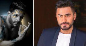 تامر حسني يتفوق على محمد حماقي بصورة موبايل!