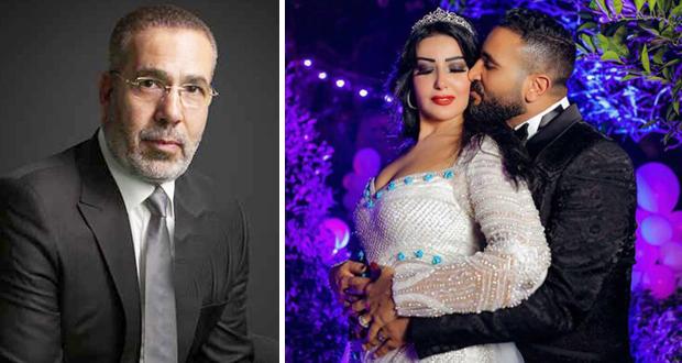 مدحت العدل يوجه رسالة شديدة اللهجة إلى سمية الخشاب وأحمد سعد