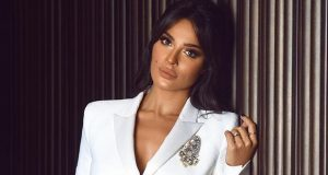 نادين نسيب نجيم تنفصل عن زوجها بطريقة راقية