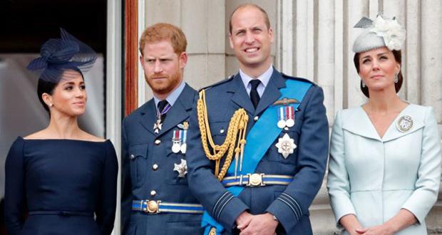 الانفصال داخل العائلة المالكة أصبح رسميًا.. إليكم التفاصيل
