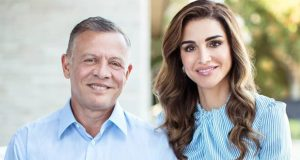 الملكة رانيا توجه رسالة حبّ للملك عبد الله الثاني في ذكرى زوجهما