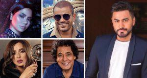 تامر حسني يتفوّق على كل فناني مصر