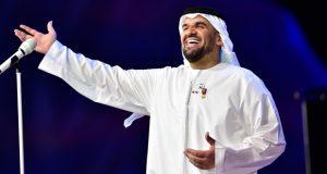 """حسين الجسمي يتألق على مسرح """"سوق عكاظ"""" في ثاني حفلات """"ليالي عكاظ"""" الغنائية"""