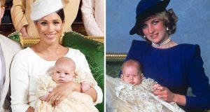 هل سيرث آرتشي لون شعر والده الأمير هاري الأحمر؟