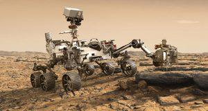 """""""الروك آند رول"""" يصل إلى سطح المريخ"""