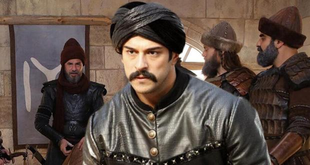 من هي بطلة مسلسل قيامة عثمان إلى جانب النجم التركي بوراك أوزجفيت؟!
