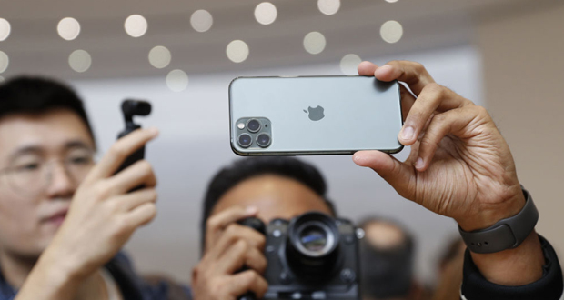 """تصميم """"آيفون 11"""" يشعل مواقع التواصل الاجتماعي"""