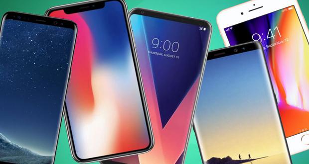 تعرف إلى أفضل الهواتف الذكية لعام 2019