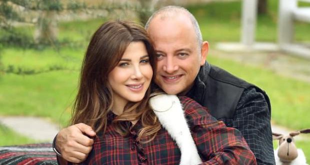 """نانسي عجرم تحتفل بذكرى زواجها: """"أجمل يوم في حياتي"""""""