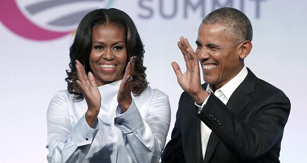 أوباما يكشف سر غضب زوجته منه